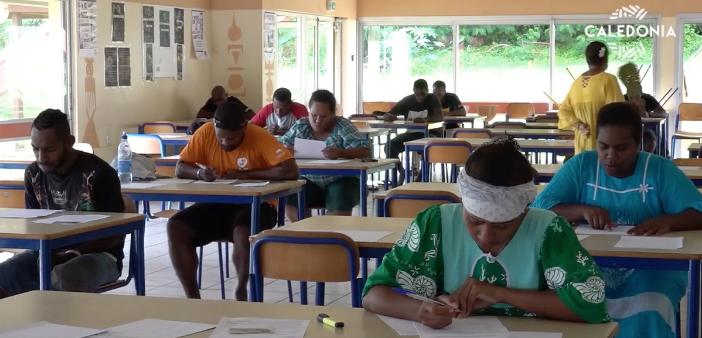 Nouvelle-Calédonie : Le concours d'entrée en formation de surveillant pénitentiaire attire plus de 1400 candidats