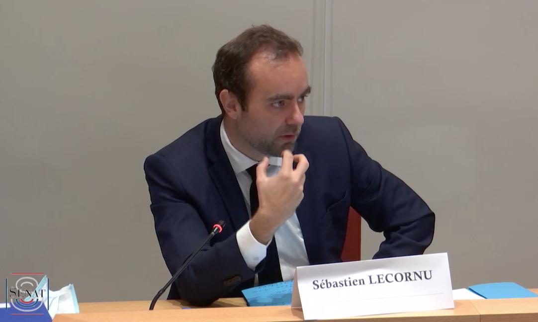Covid-19 – Sébastien Lecornu, Ministre des Outre-mer : « On sera amené à prendre des mesures plus fortes en Guyane»