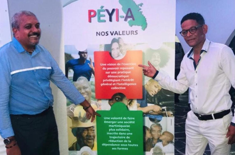 Martinique : un Péyi-A rassembleur s'invite dans la campagne des Territoriales