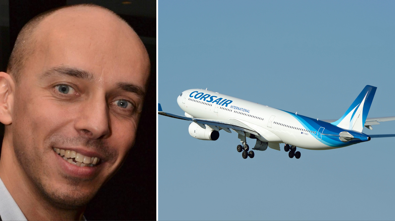 Corsair : David Le Métayer nommé Directeur financier de la compagnie