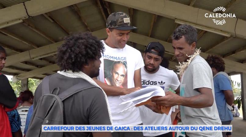 Nouvelle-Calédonie : À Lifou, l'Académie des Langues Kanak veut sauvegarder le dialecte Qene Drehu