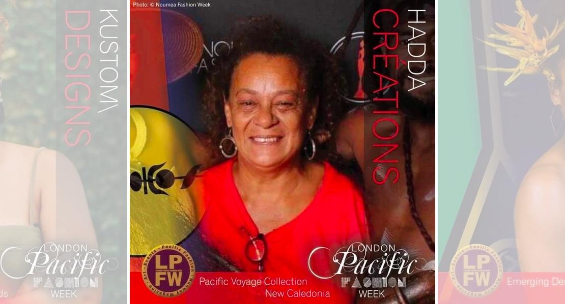 La Nouvelle-Calédonie représentée à la London Pacific Fashion Week, une première