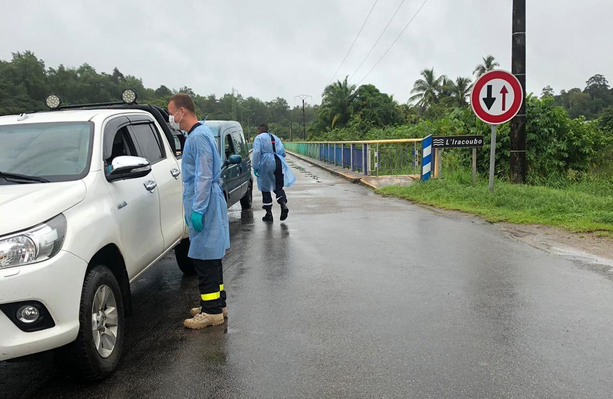 Covid-19 : Les parlementaires de Guyane demandent « un peu plus de libertés » pour les habitants de Saint-Georges