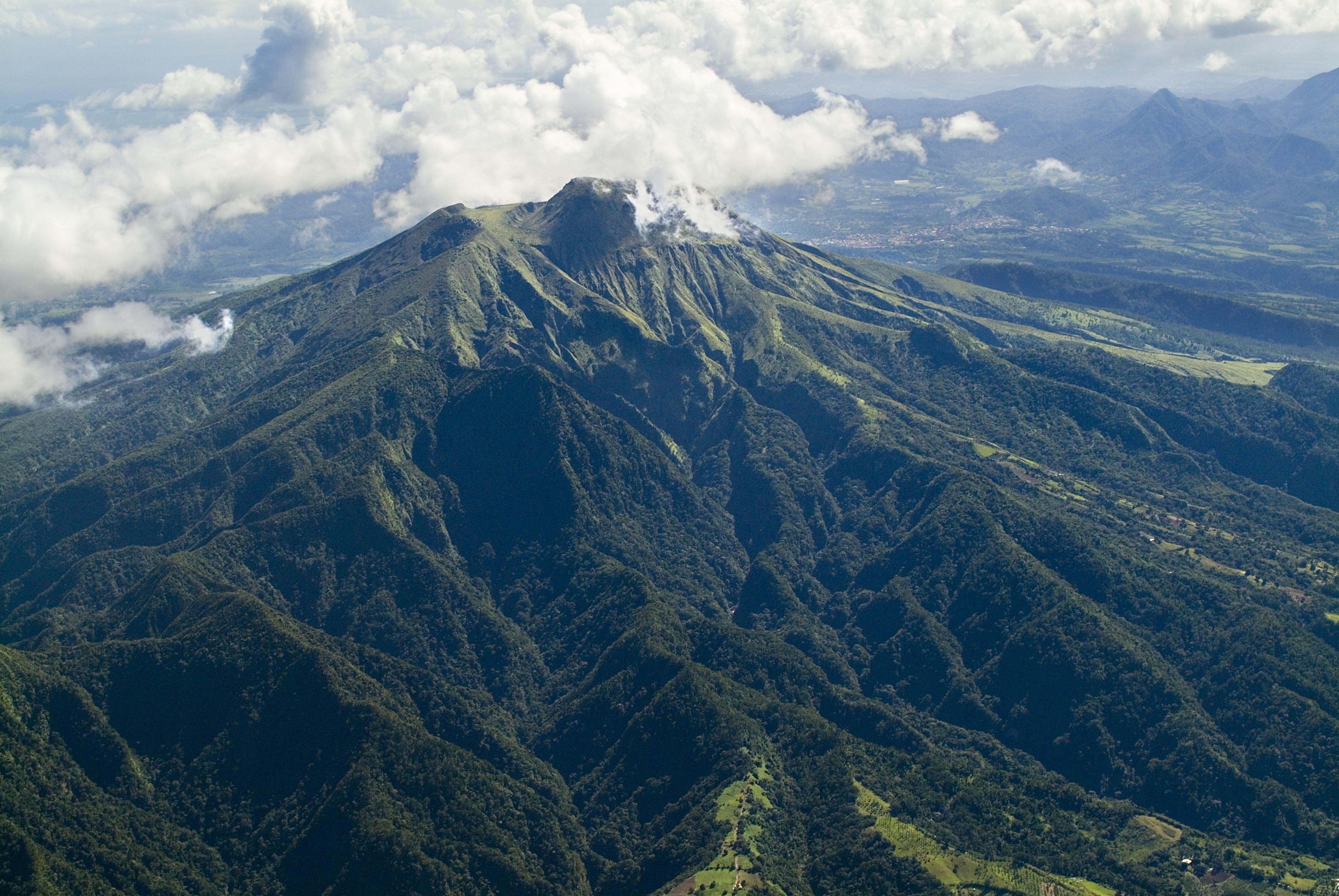 Patrimoine mondial de l'Unesco: Un nouveau pas franchi pour la candidature des « Volcans et Forêts de la Montagne Pelée et des Pitons du Nord de la Martinique »