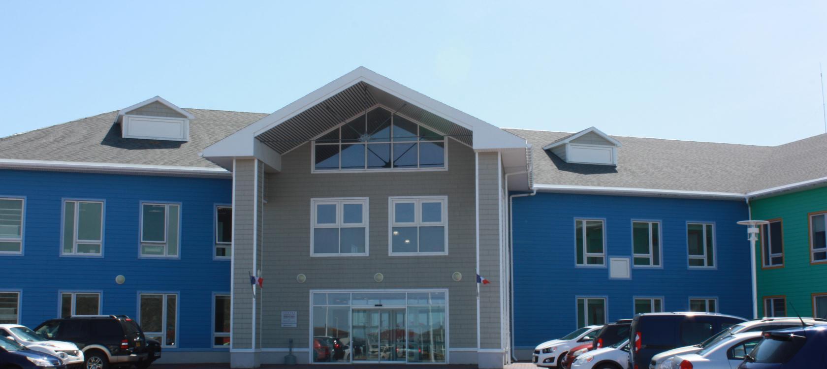 Covid-19 : L'unique hôpital de Saint-Pierre et Miquelon perturbé par un cluster