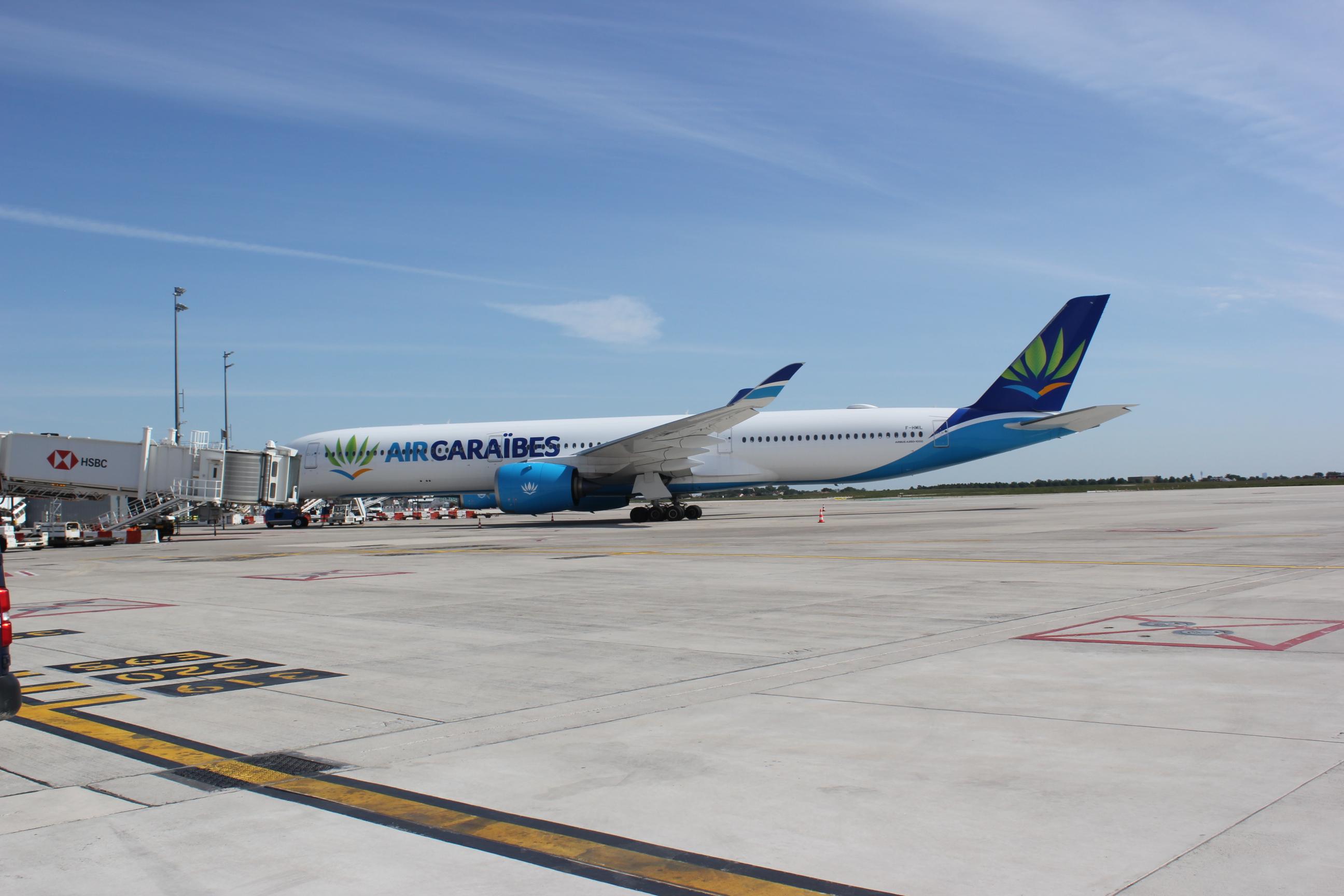 Desserte aérienne : « On est pessimiste » confie le Directeur général d'Air Caraïbes