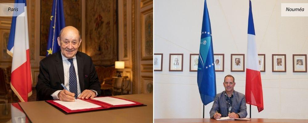 Coopération régionale : La France renforce sa coopération avec la Communauté du Pacifique sud