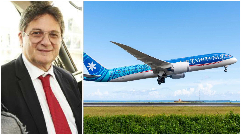 INTERVIEW. Michel Monvoisin, PDG d'Air Tahiti Nui : « Comme il l'a fait pour Air France, je souhaiterais que l'État nous classifie comme entreprise stratégique »