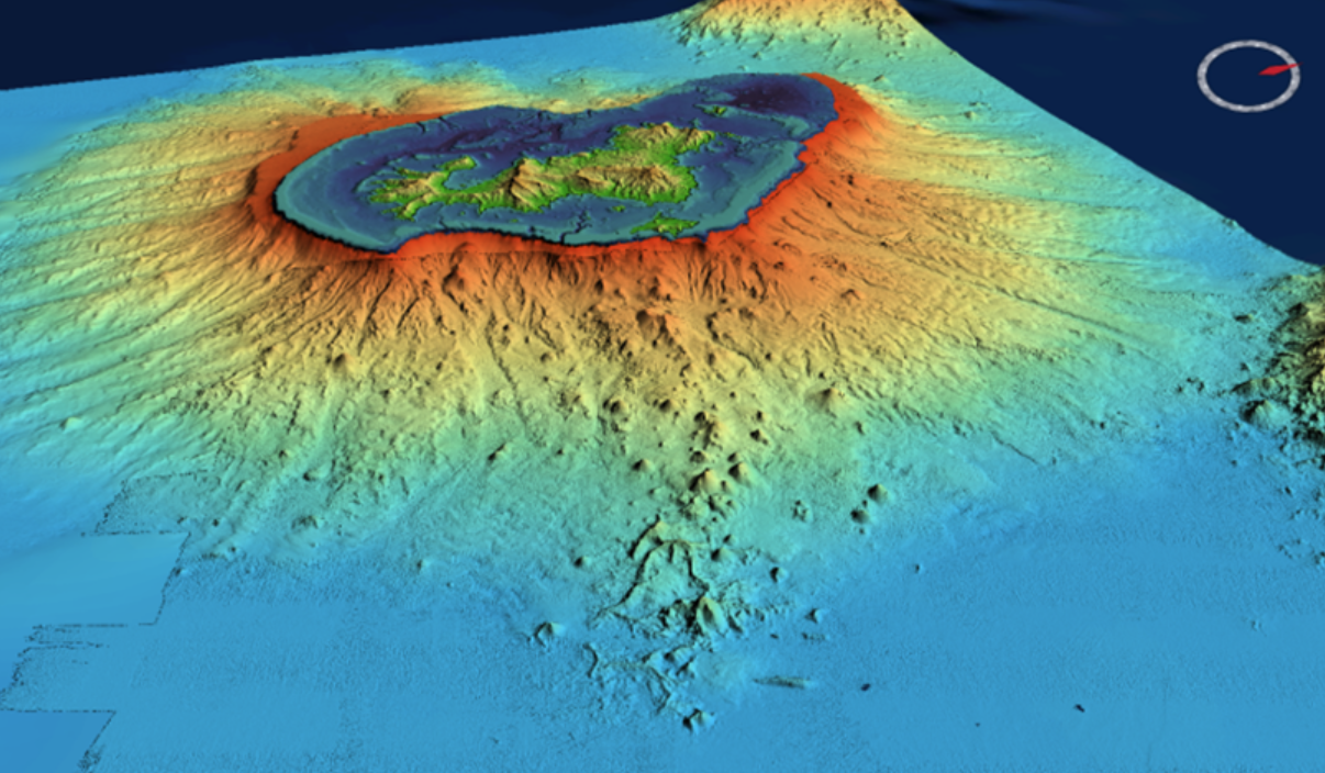 Vers une baisse significative du nombre de séismes à Mayotte ?