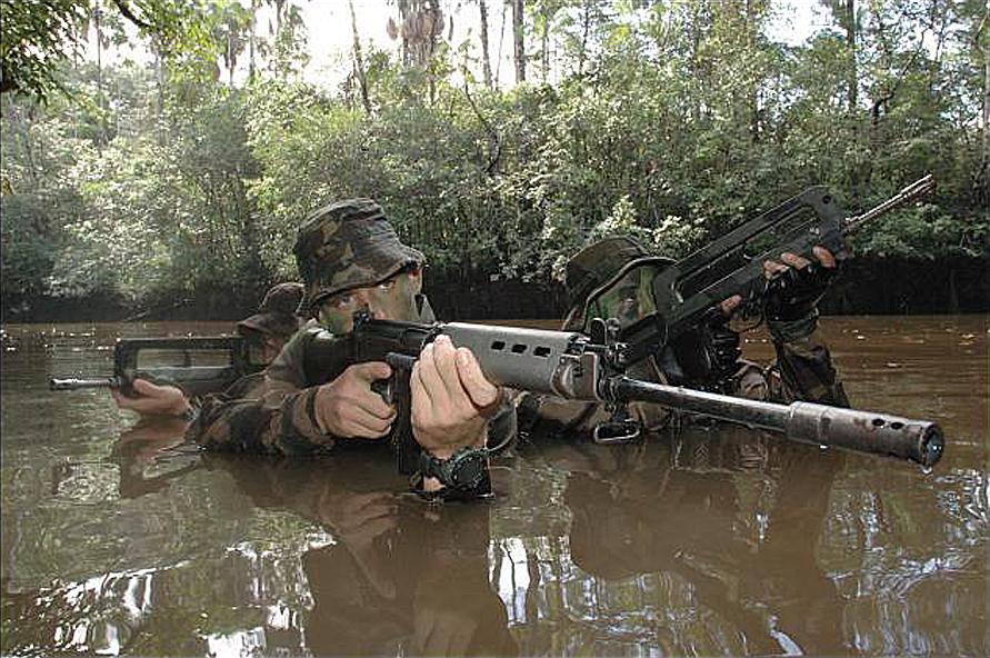 Le Sénat publie son rapport sur les Forces armées en Guyane