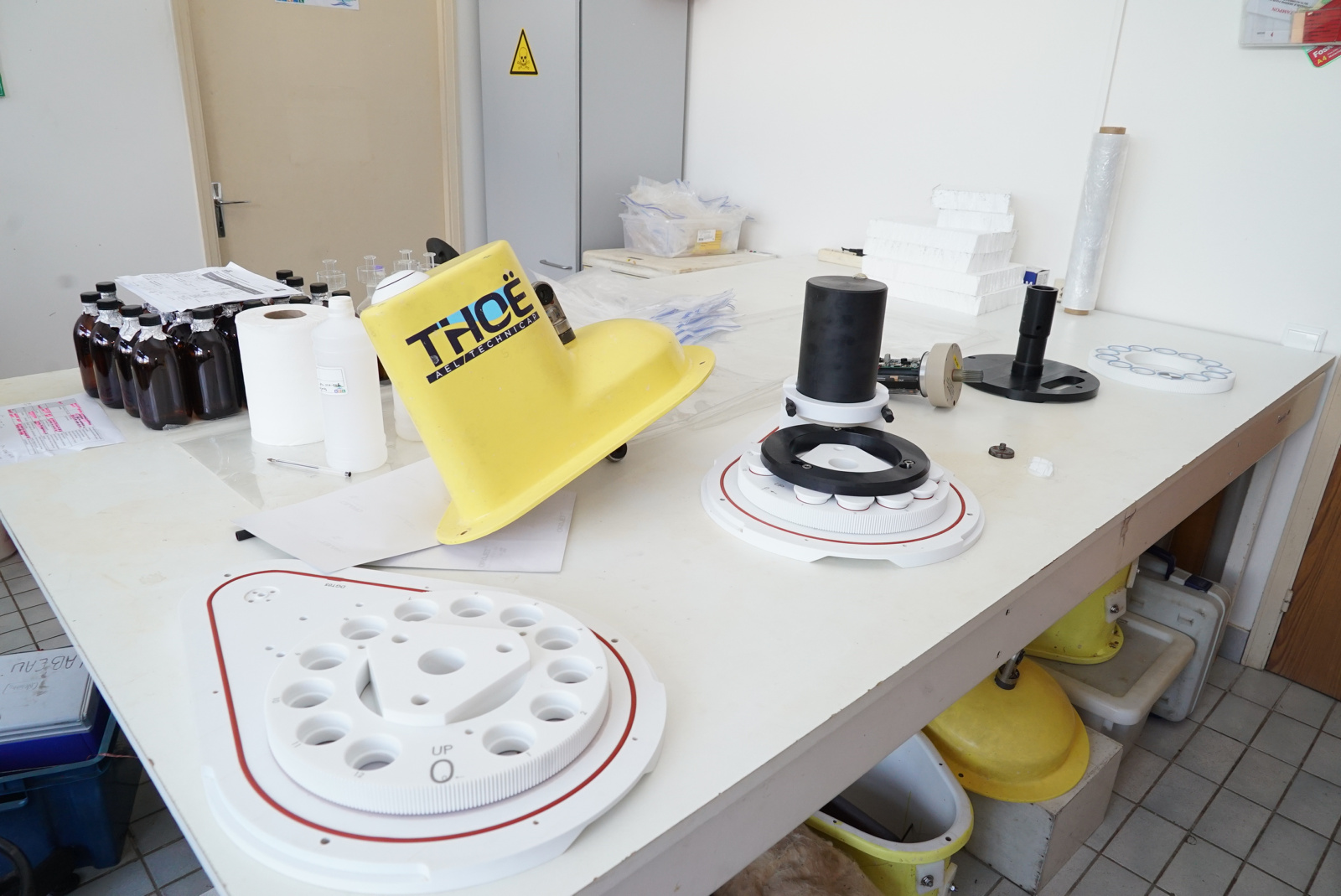 Innovation en Nouvelle-Calédonie : THOË, un robot analyseur d'eau, breveté et 100% Calédonien