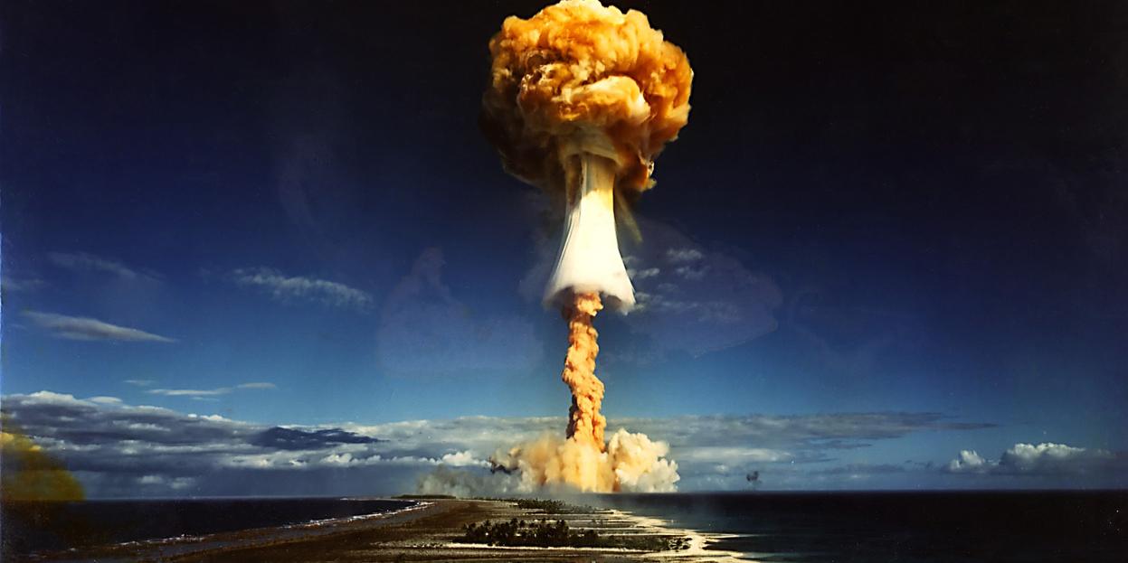 Polynésie : Pas de preuves «solides» de l'impact sanitaire des essais nucléaires selon l'INSERM