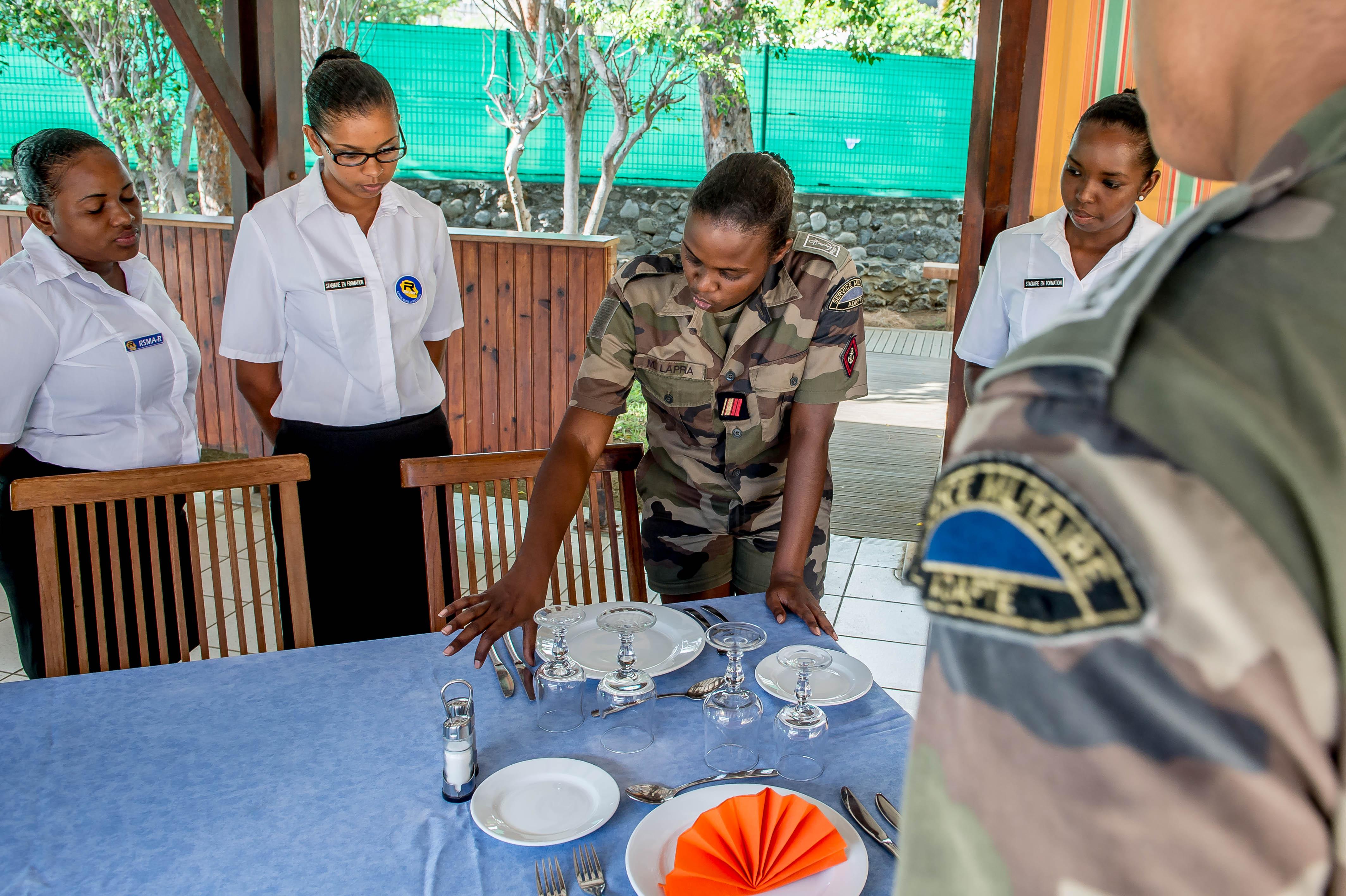 La Réunion : Le RSMA et l'EC2R signeront une convention pour l'insertion socioprofessionnelle