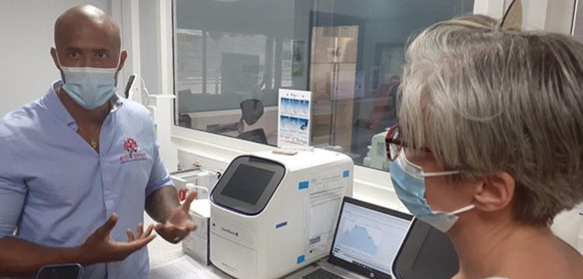 Covid-19- Guyane : Le laboratoire Biosoleil en mesure de cribler les prélèvements en Guyane