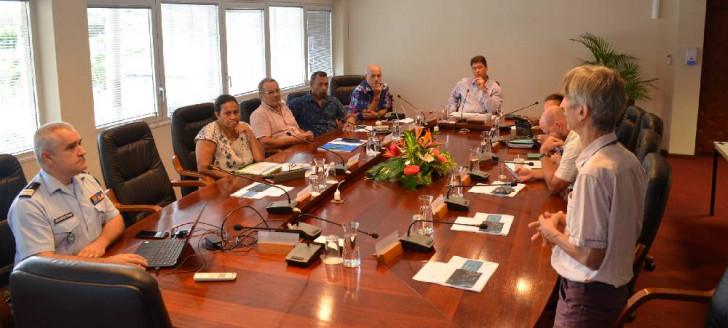 Nouvelle-Calédonie : Point d'étape «crise sanitaire» en pleine transition gouvernementale
