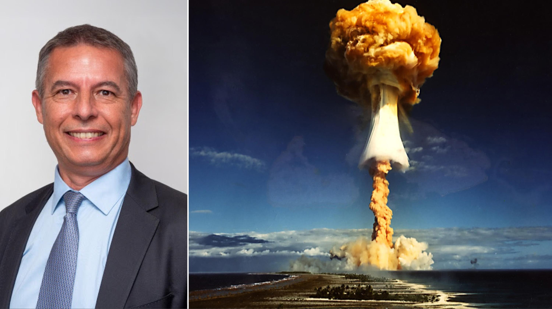 Essais nucléaires en Polynésie : Gilles Hermitte, nouveau président du Comité d'indemnisation des victimes (CIVEN)