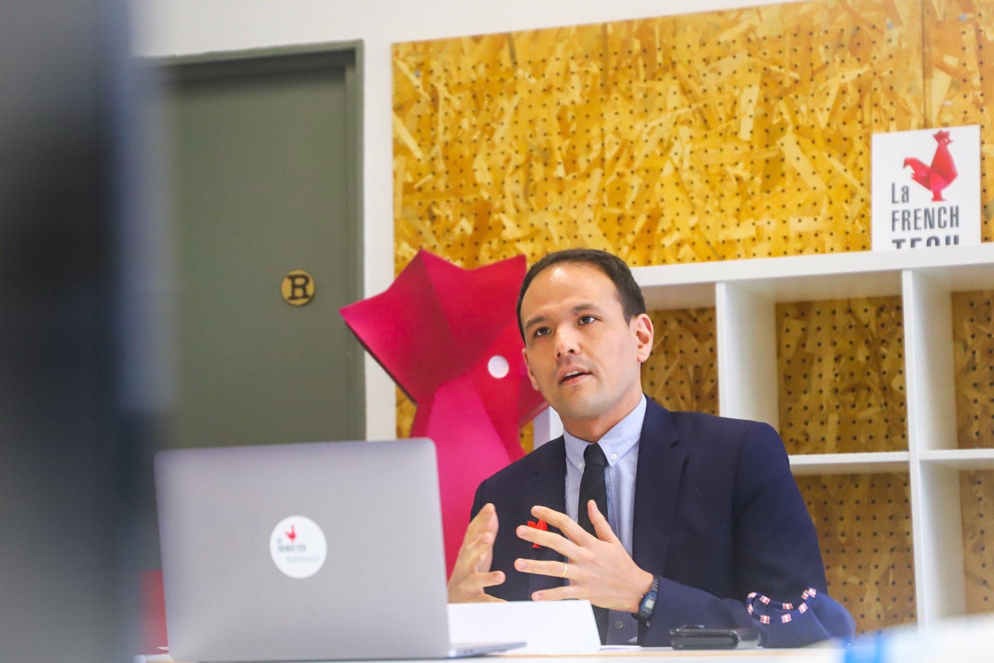 Innovation:  Cédric O annonce le lancement d'un appel à projets de 2,3 millions d'euros pour renforcer les écosystèmes des 13 Capitales French Tech et des Communautés d'Outre-mer