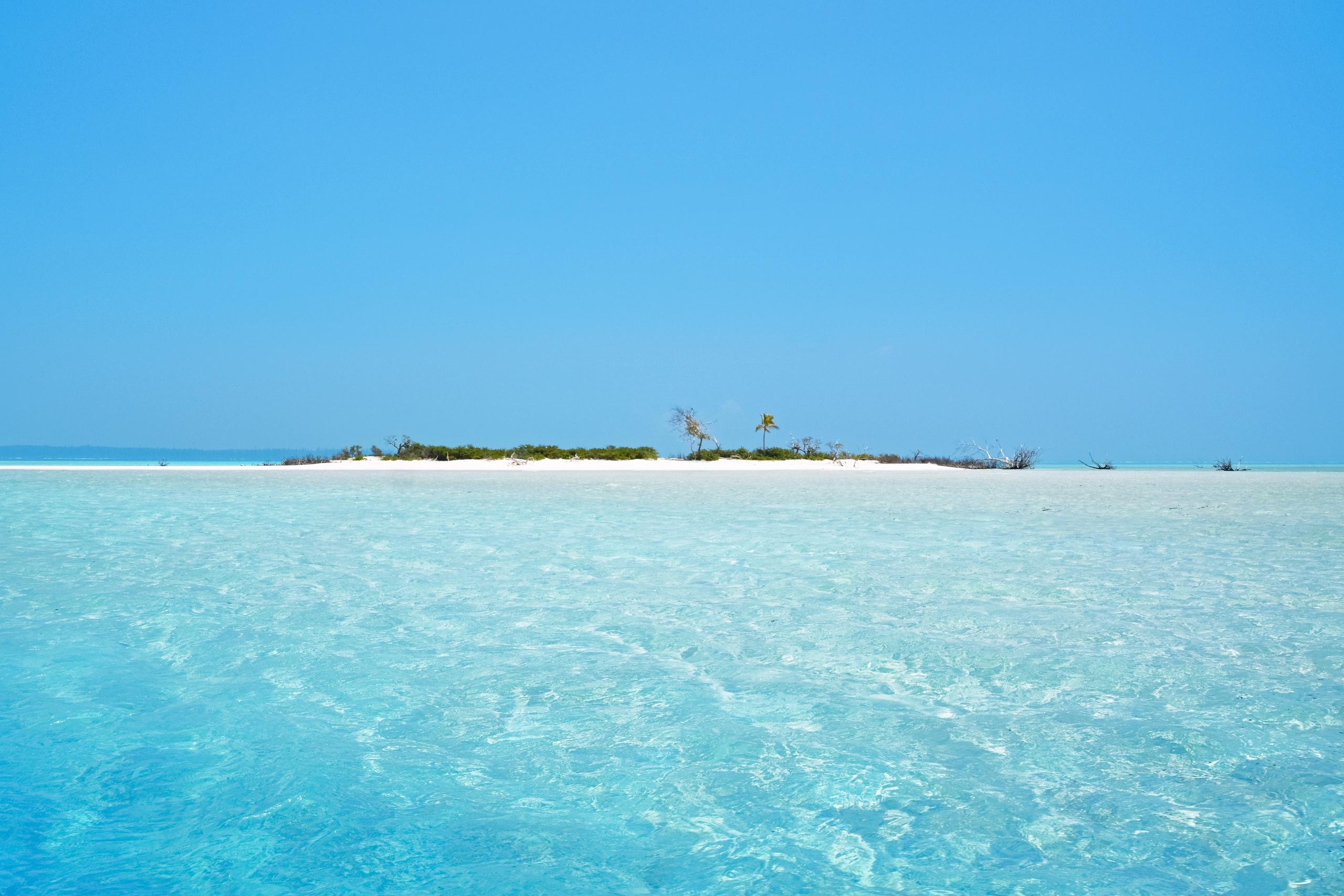 Nouvelle-Calédonie : L'îlot Kotumërë à l'île des Pins disparu sous l'effet de l'érosion