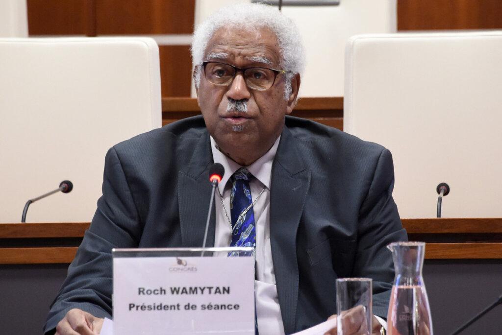 Nouvelle-Calédonie : Un président du gouvernement et une solution pour Vale NC « dans les jours qui viennent » assure Roch Wamytan