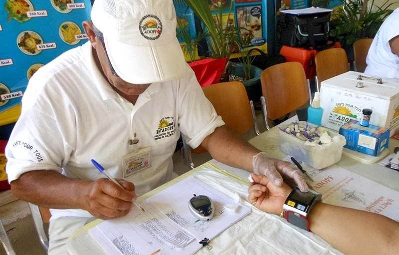Santé en Polynésie : Une semaine de dépistage et de sensibilisation au diabète aux Marquises