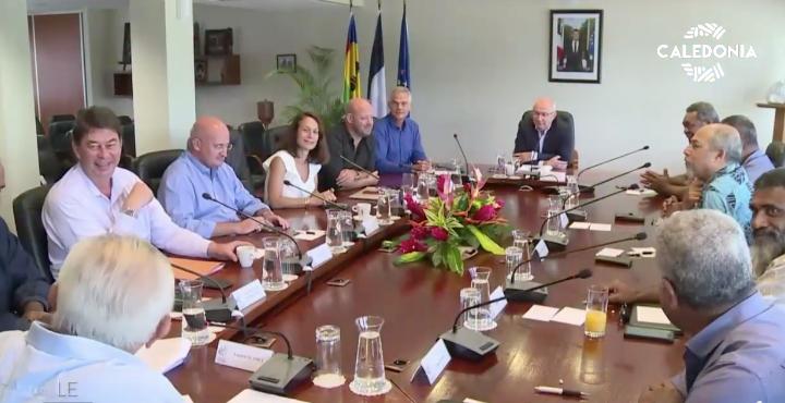 Nouvelle Calédonie : Toujours pas de Président pour le 17ème gouvernement calédonien