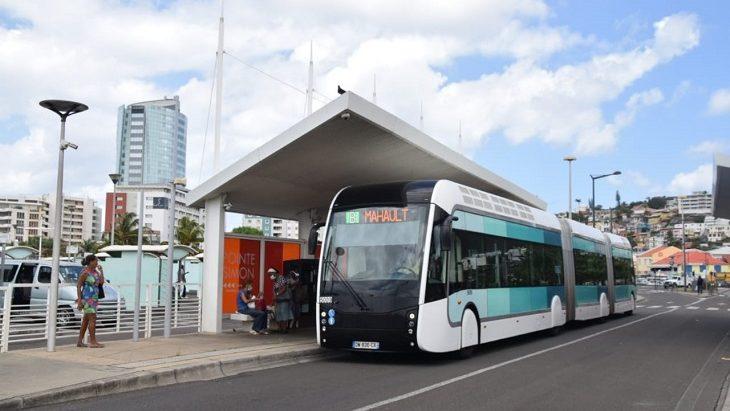 Transports : La concertation préalable et les débats publics autour du projet d'extensions du TCSP en Martinique lancés