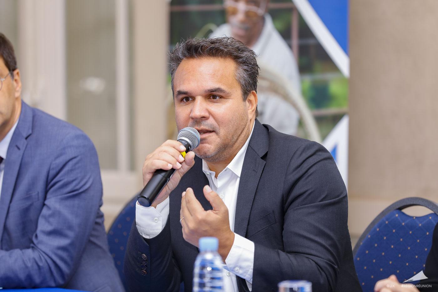 La Réunion : Le Président de la Région Réunion Didier Robert demande la mise en place de mesures compensatoires pour les entreprises réunionnaises au ministre Bruno Le Maire