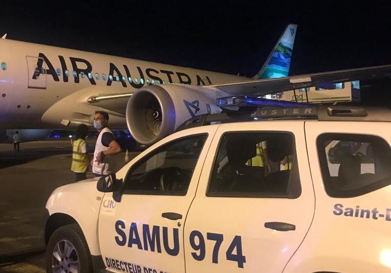 Évacuation sanitaire entre La Réunion et l'Hexagone : Retour sur une première mondiale assurée par Air Austral