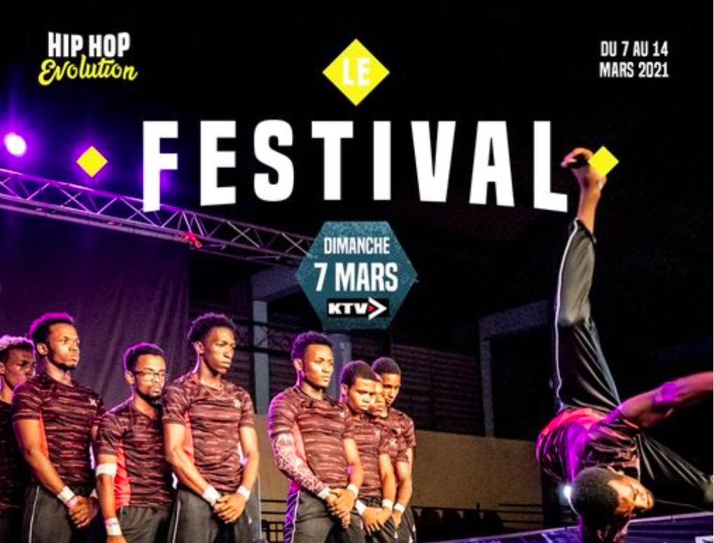 Festival Hip Hop Evolution à Mayotte : Une édition 2021 100% numérique