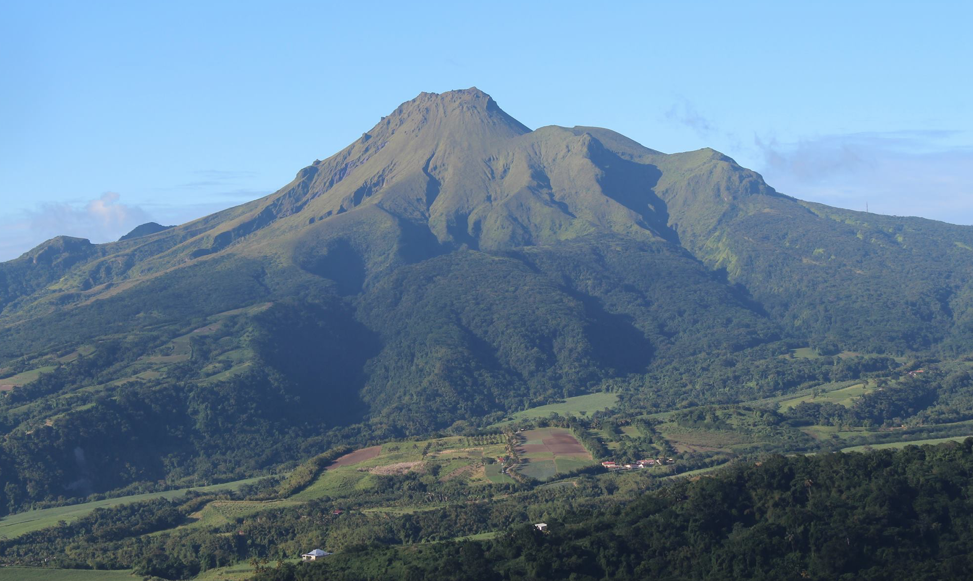 Martinique : Avec 19 séismes, l'activité sismique d'origine volcanique en baisse à la Montagne Pelée