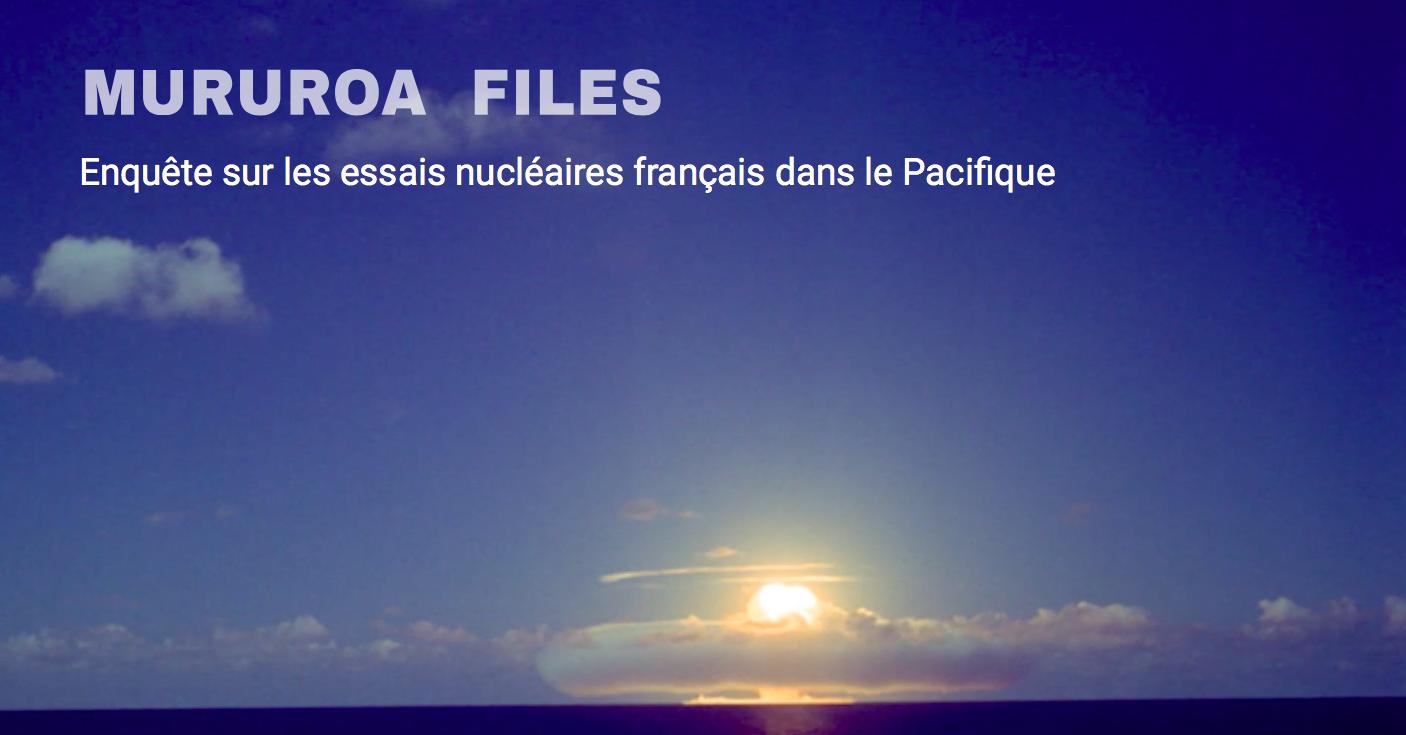 INTERVIEW. Essais nucléaires en Polynésie : « C'est désormais à la société civile de se saisir de ce travail », confie Tomas Statius, co-auteur de «Toxique : enquête sur les essais nucléaires français en Polynésie»