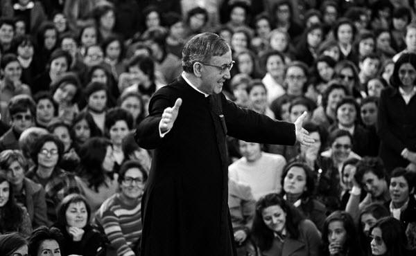 """""""Ustanovitelj Opus Dei"""" (1. knjiga)"""