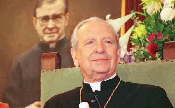 Misas en honor al beato Álvaro del Portillo