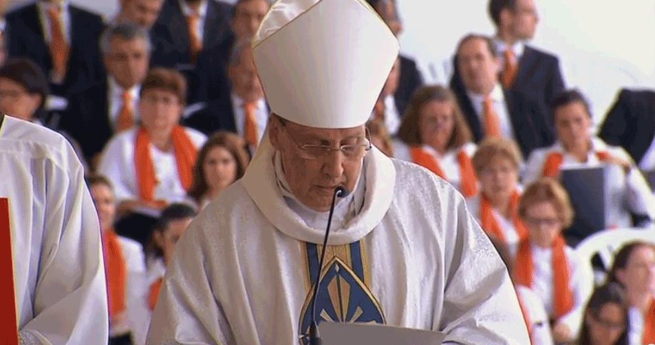 Le parole del Prelato per la beatificazione