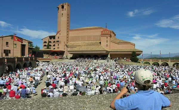 La Jornada Mariana de la Familia 2018 en Torreciudad estará presidida por el prelado del Opus Dei