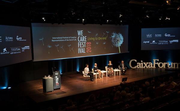 125 países participan en la primera edición del WeCare Festival: 'Living to the End'