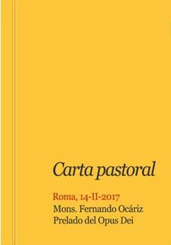 Carta del Prelado (14 febrero 2017)