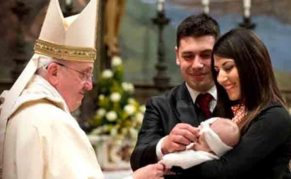 Papa Francisco: Catequesis sobre los hijos