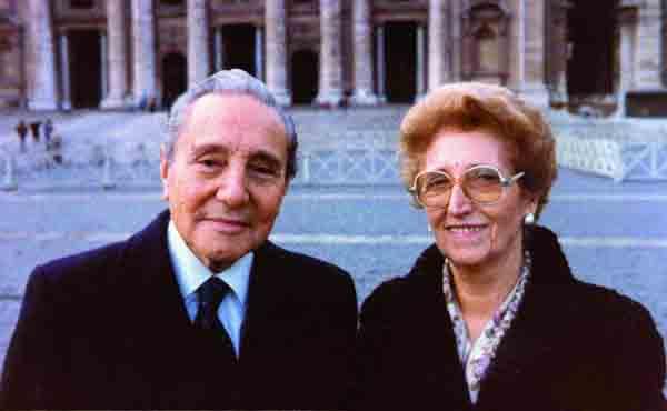 Tomás y Paquita