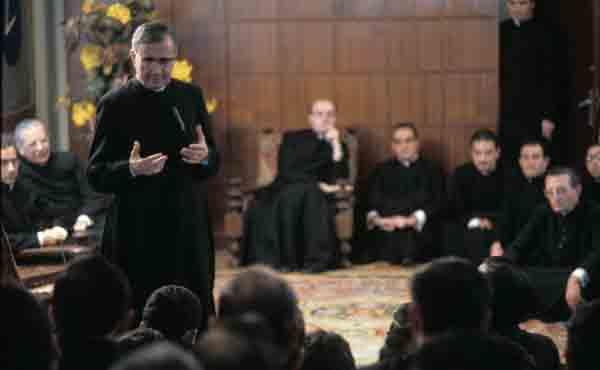 São Josemaria e os sacerdotes