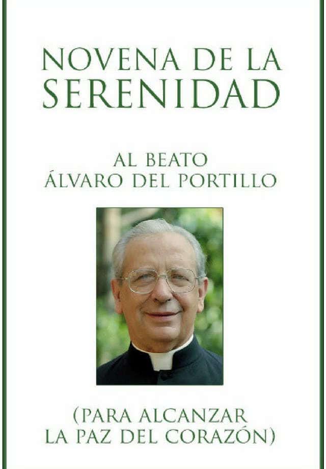'Novena de la Serenidad' al beato Álvaro