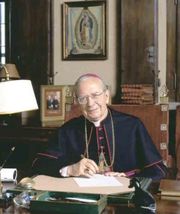Nachrichten zu Bischof Alvaro