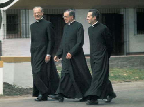 St Josemaria Escriva in Argentina