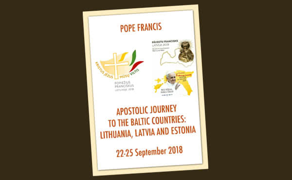 Free eBook: Pope Francis in the Baltic countries