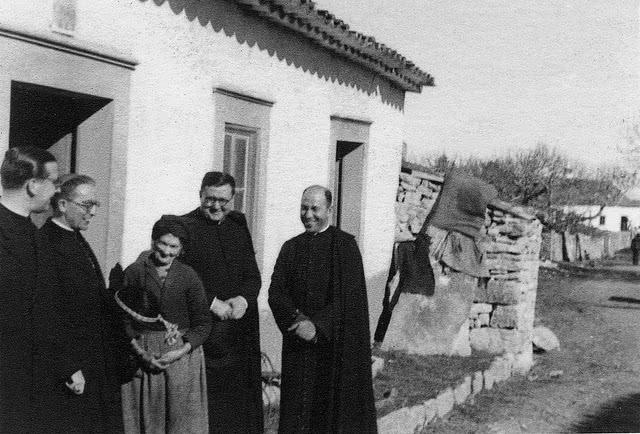Wo wohnte er in Burgos? Wer waren seine Mitbewohner?
