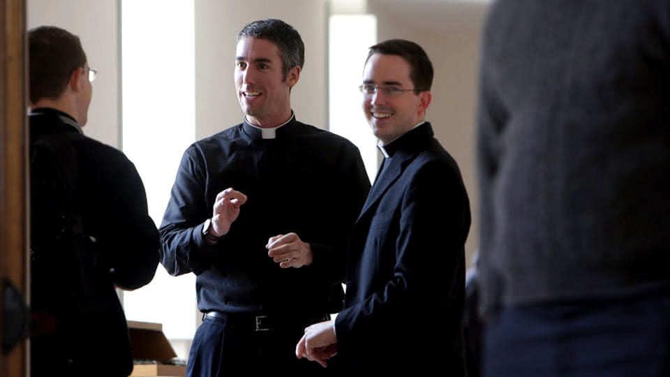 La société sacerdotale de la Ste Croix