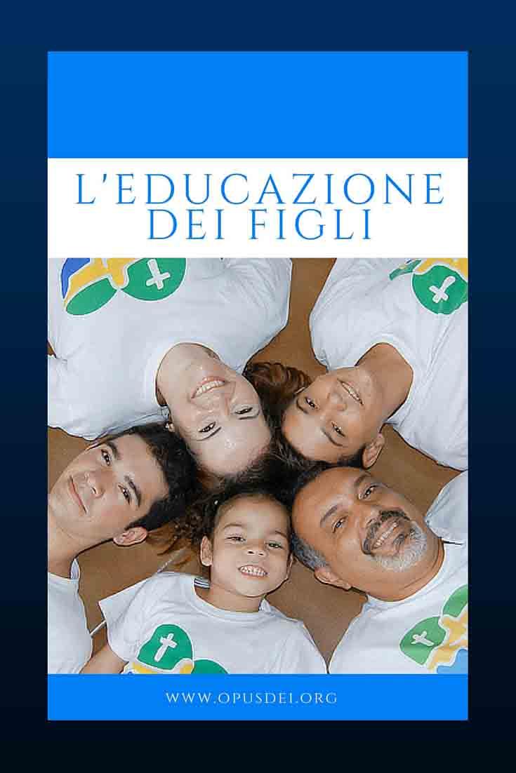 Un libro digitale sull'educazione dei figli