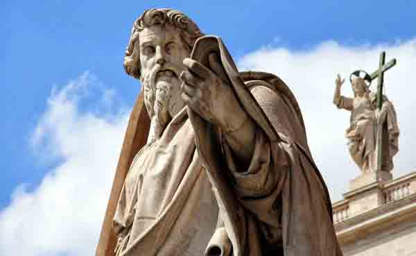 Den hellige Paulus