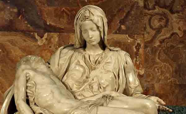 Marias liv: Den uplettede unnfangelse