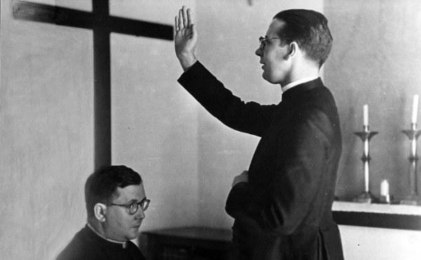 Gli inizi dell'Opus Dei
